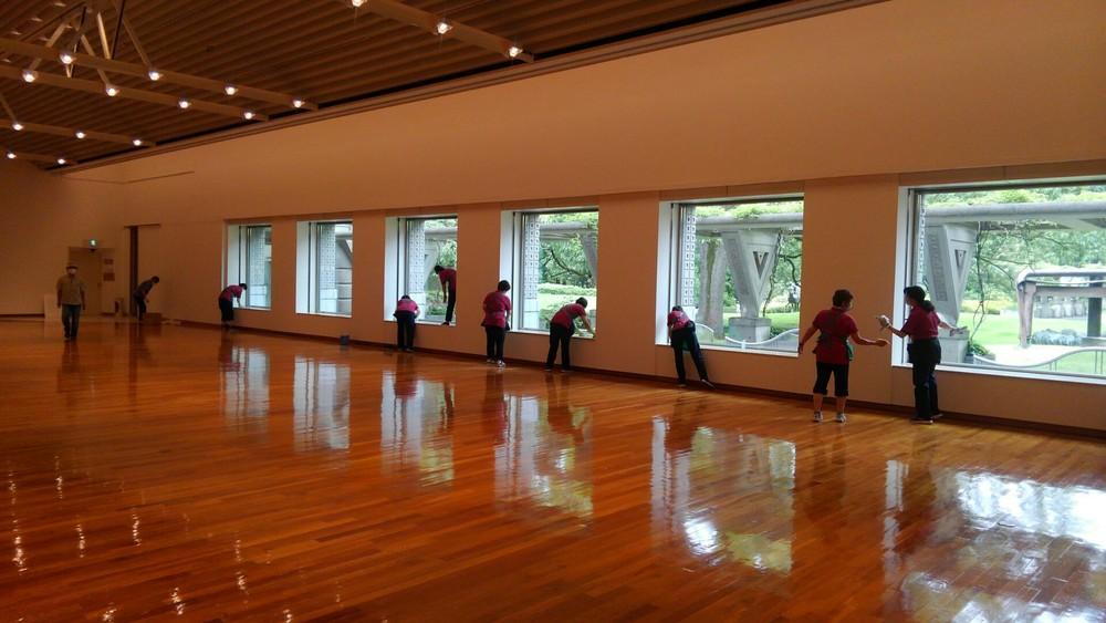 美術館 世田谷 世田谷美術館 緑あふれる砧公園内の美術館でアートと過ごす豊かな一日